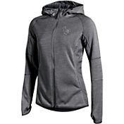 Under Armour NFL Combine Authentic Women's Houston Texans Grey UA Storm Swacket