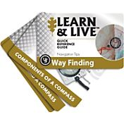 UST Way Finding Navigation Learn and Live Cards