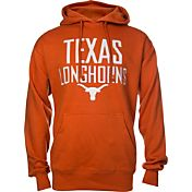 University of Texas Authentic Apparel Men's Texas Longhorns Burnt Orange Hoodie