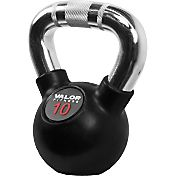 Valor Fitness 10 lb. Chrome Kettlebell