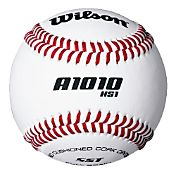 Wilson A1010 Competition Grade NFHS Baseball
