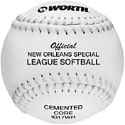 "Worth 17"" Official New Orleans Slow Pitch Softball"