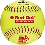 Worth 11' ASA Red Dot Fastpitch Softball