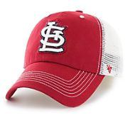 '47 Men's St. Louis Cardinals Taylor Closer Red Fitted Hat