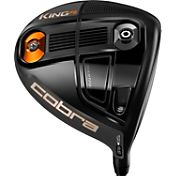 Cobra KING F6 Driver - Orange Turbulence