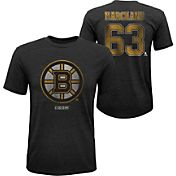 Reebok Youth Boston Bruins Brad Marchand #63 Player T-Shirt
