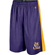 Champion Men's LSU Tigers Purple Training Shorts