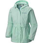 Columbia Girls' Pardon My Trench Rain Jacket