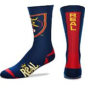 Real Salt Lake Team Vortex Socks