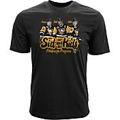 Levelwear Men's Pittsburgh Penguins Sid and the Kids Black T-Shirt