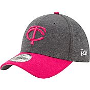 New Era Adult Minnesota Twins 39Thirty 2017 Mother's Day Flex Hat