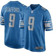 Nike Men's Home Game Jersey Detroit Lions Matthew Stafford #9