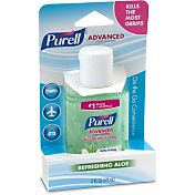Purell Advanced Hand Sanitizer Gel - Aloe