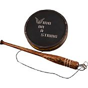Triple Toe Calls Wing on a String Friction Turkey Call