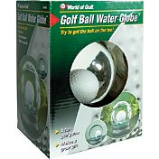 Golf Gifts & Gallery Golf Ball Water Globe