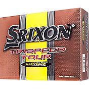 Srixon TRISPEED Tour Yellow Golf Balls – Prior Generation