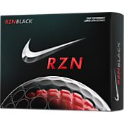 Nike RZN Black Golf Balls